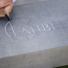 Urnenplattenbeschriftung